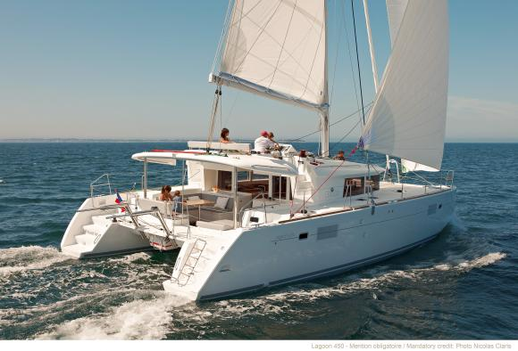 Catamaran Semi - Private Morning or Sunset Cruise