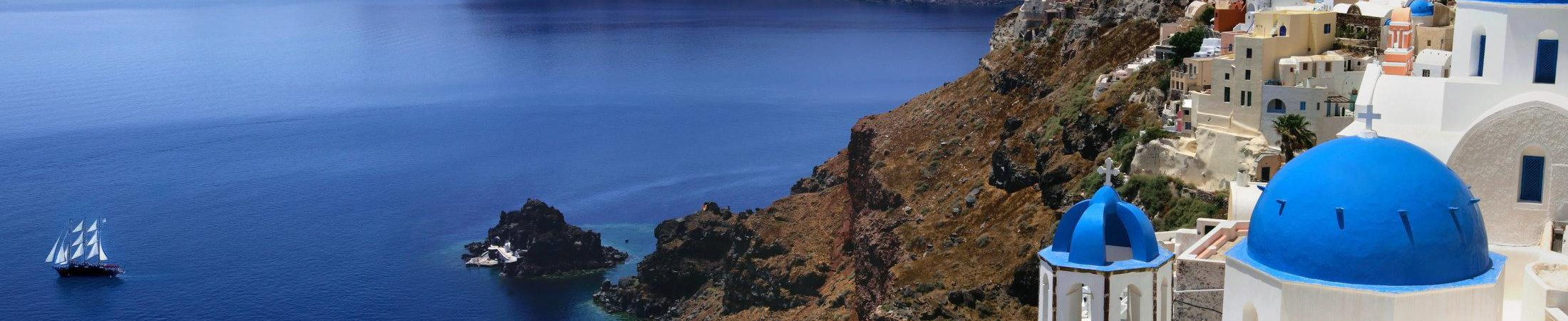 Santorini Caldera Travel